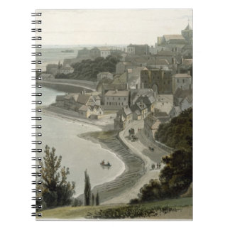 Rye, East Sussex, from 'A Voyage Around Great Brit Notebook