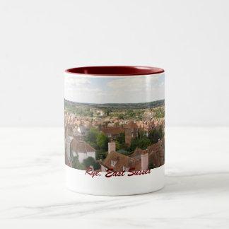 Rye, East Sussex mug
