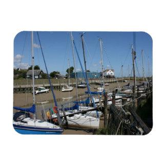 Rye Harbour, Rye, East Sussex, UK Magnet