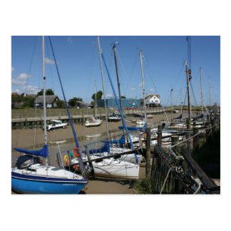 Rye Harbour, Rye, East Sussex, UK Postcard