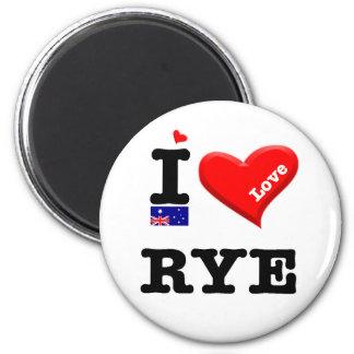RYE - I Love Magnet