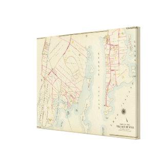 Rye, New York Canvas Print