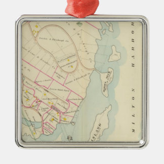 Rye, New York Christmas Ornament