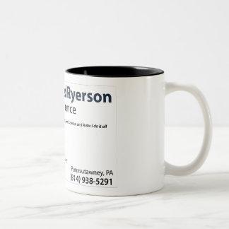 Ryerson Insurance Mug