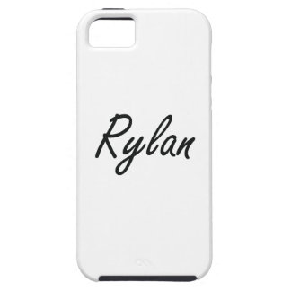 Rylan Artistic Name Design Case For The iPhone 5