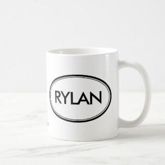 Rylan Basic White Mug