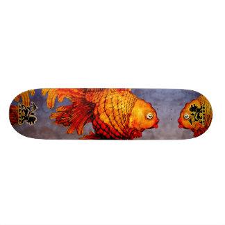 Ryukin Goldfish Skateboard