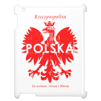 Rzeczpospolita Polska Eagle Symbol iPad Covers