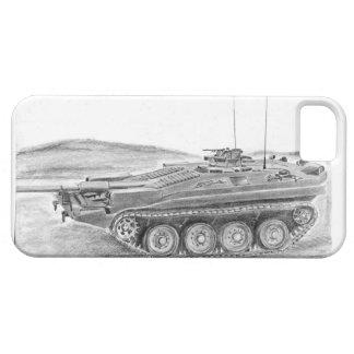 S103  Swedish S Tank iPhone 5 Cases