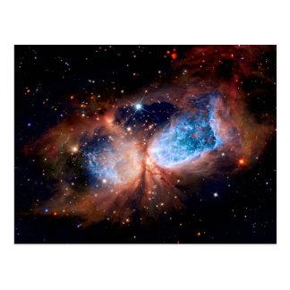 S106 Star Forming Region in Cygnus Postcard
