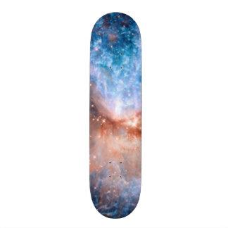 S106 Star Forming Region - NASA Hubble Space Photo 20.6 Cm Skateboard Deck