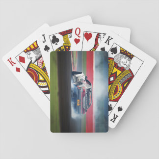 S15 drifting playing cards