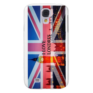 S3 I LOVE LONDON GALAXY S4 CASE