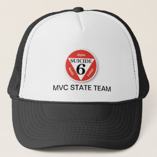 S6 MVC state team truckers hat