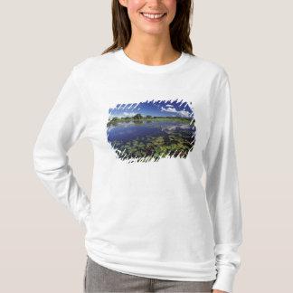 S.A., Brazil, Waterways in Pantanal T-Shirt