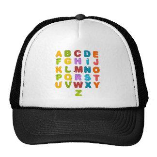 s Alphabet Cap