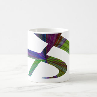 S And Or Treble Clef Musical Note Mug