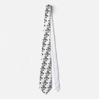 """""""S"""", """"&"""", And/Or Treble Clef Musical Note Tie"""