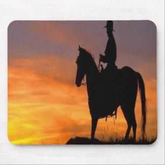 s Awsome unset-cowboy mousepad