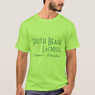 S.B. LACROSSE T-shirt (printed)
