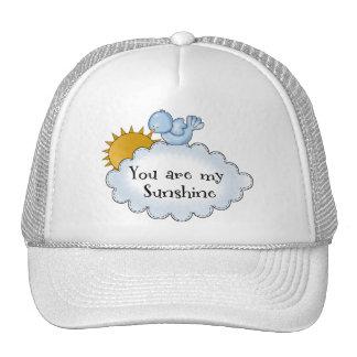 s Bird Sun You Are My Sunshine Cap