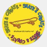 S&C Logo Sticker