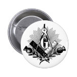 s&c thistle pinback buttons
