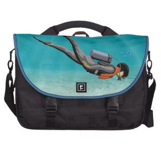 S.C.U.B.A. Diver Commuter Bags
