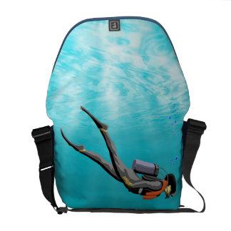 S.C.U.B.A. Diver Courier Bags