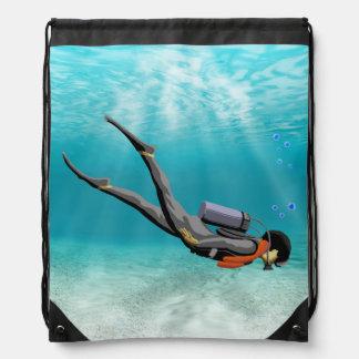 S.C.U.B.A. Diver Backpack