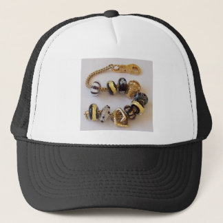 S-chain by MelinaWorld Jewellery Trucker Hat