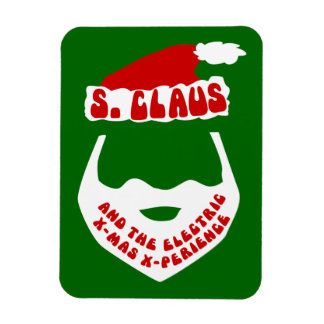S. Claus and the Electric X-Mas X-Perience Magnets