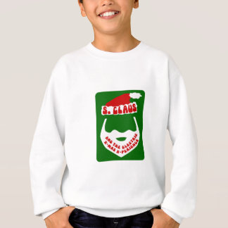 S. Claus and the Electric X-Mas X-Perience Sweatshirt