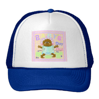 s Day Out African Trucker Hat