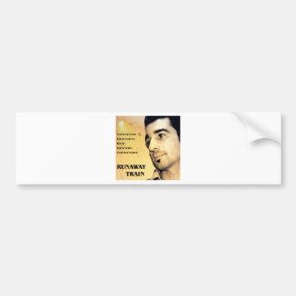 S E Marzano feat M Fernandez - Runaway Train Bumper Stickers