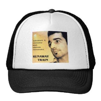 S E Marzano feat M Fernandez - Runaway Train Trucker Hats