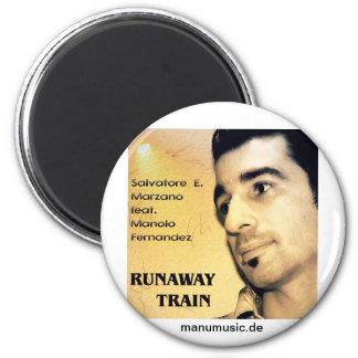 S E Marzano feat M Fernandez - Runaway Train Magnets