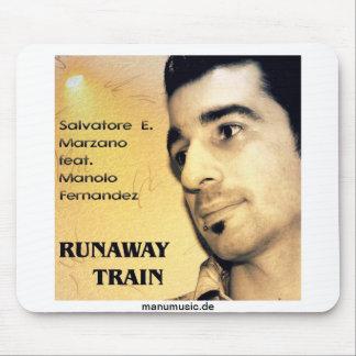 S E Marzano feat M Fernandez - Runaway Train Mouse Pads