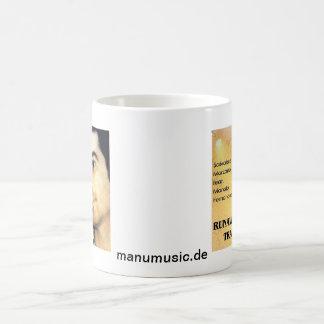 S E Marzano feat M Fernandez - Runaway Train Coffee Mugs