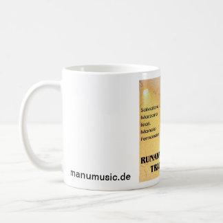 S E Marzano feat M Fernandez - Runaway Train Mugs