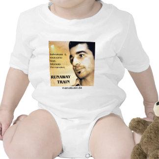 S E Marzano feat M Fernandez - Runaway Train Baby Bodysuit