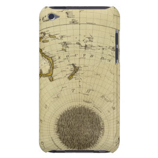 S Hemisphere, plane of London iPod Touch Case-Mate Case