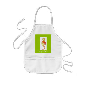 S is for Seahorse Aprons