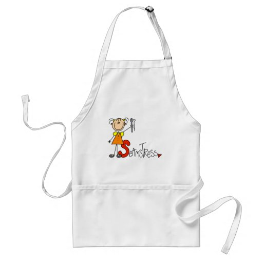 S is for Seamstress Apron