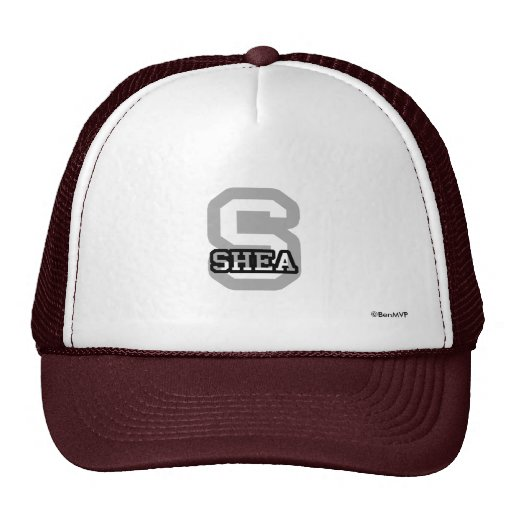 S is for Shea Mesh Hat