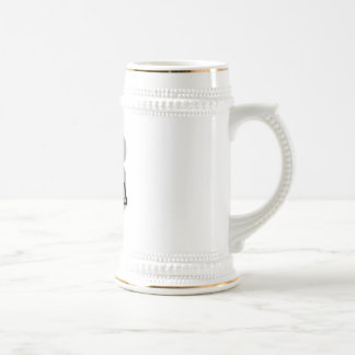 S is for Siena Beer Stein