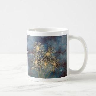 S is for Silver alphabet art mug