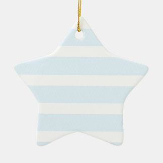 s is for stripes print ceramic star decoration