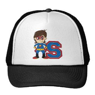S is for Superhero Trucker Hats
