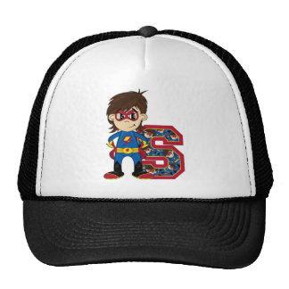 S is for Superhero Hat
